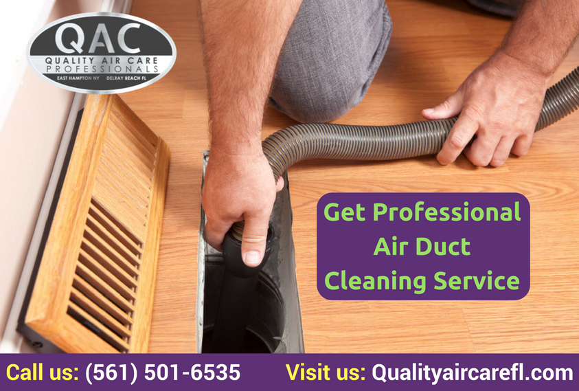Our South Florida Air Duct Cleaning Services Duct