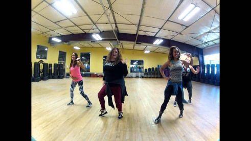 All about that Bass-Original Choreo by Ula Reid and Hettie Jo Dance fitness #dancefitness #dance #fi...