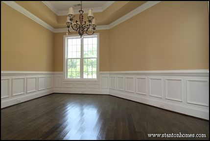 12 Ways to Wainscote | Wainscoting ideas, Wainscoting and Formal ...