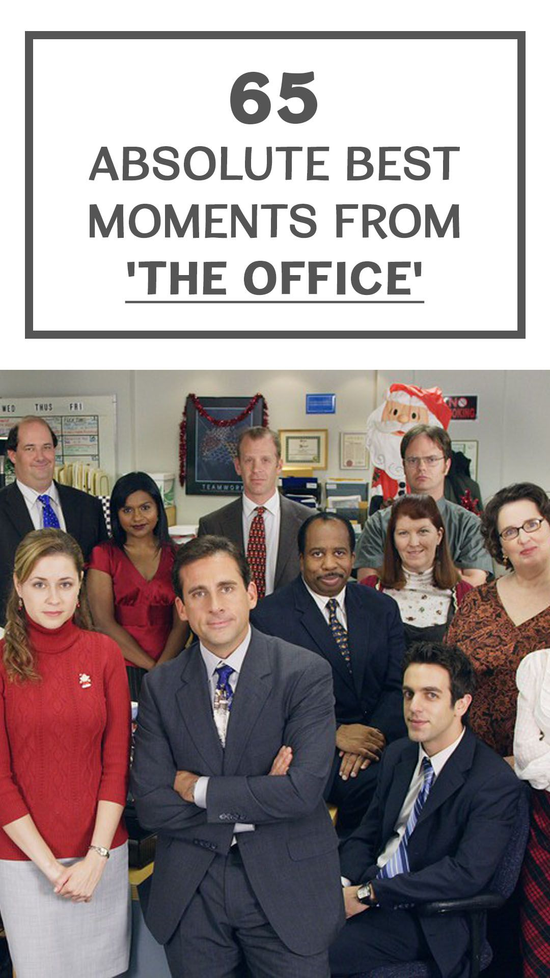 The 65 Absolute Best Moments From The Office The Office