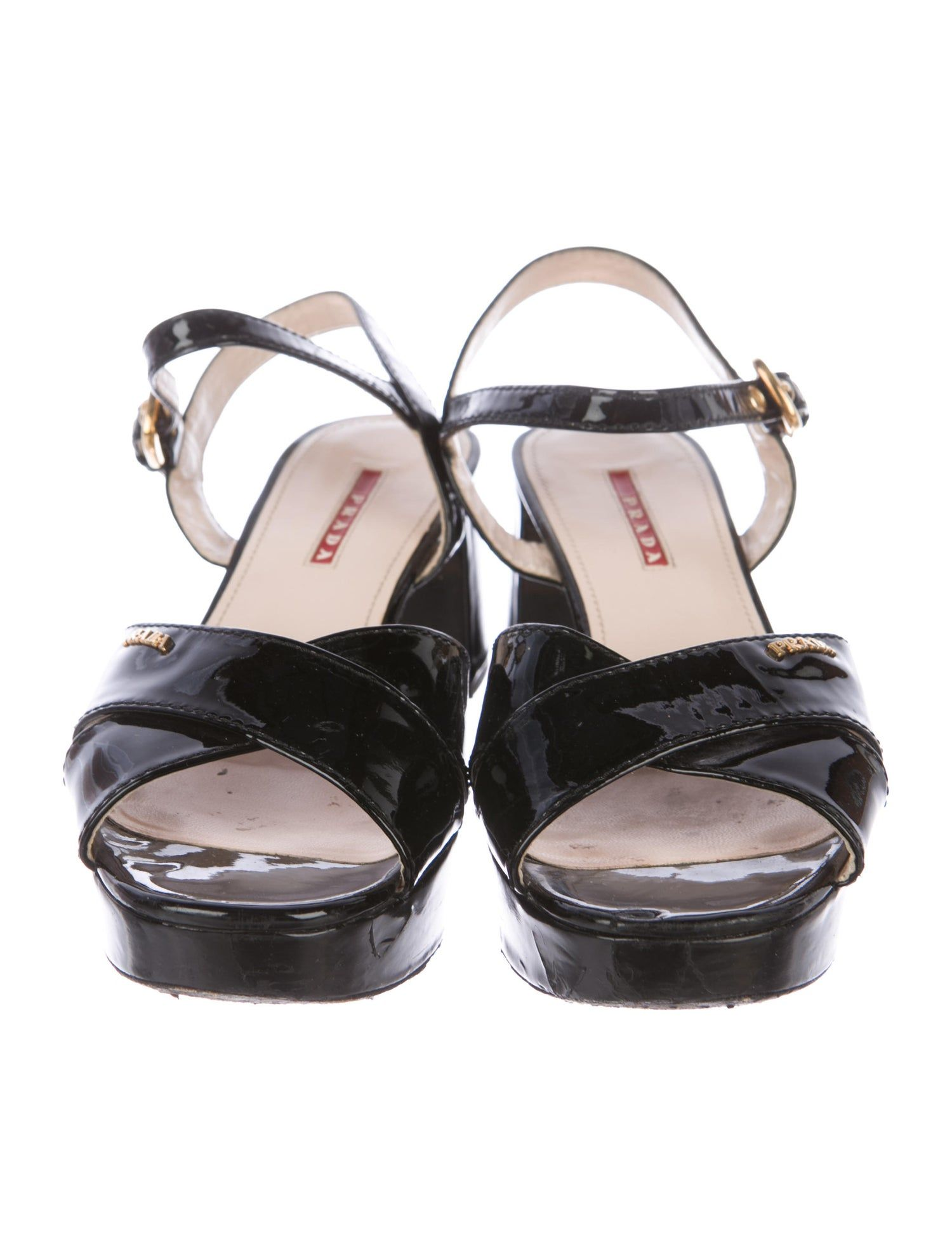 Patent Leather Platform Sandals With Images Platform Sandals Leather Platform Sandals Patent Leather