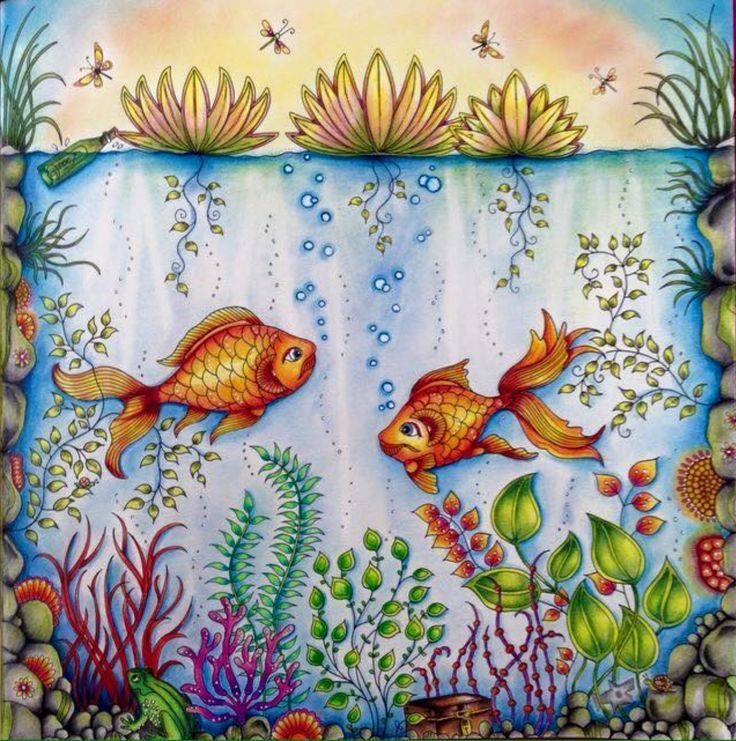 Pin by Mary Eve Bambico on artwork Secret garden