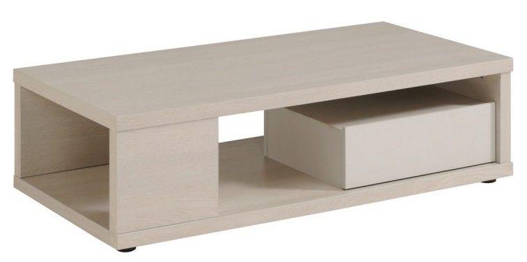 Table Basse Bois Mdf Chene Kare En 2020 Table Basse Table Basse Bois Table Basse Design
