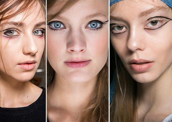 Fall/ Winter 2015-2016 Makeup Trends   Beauty Trends ...