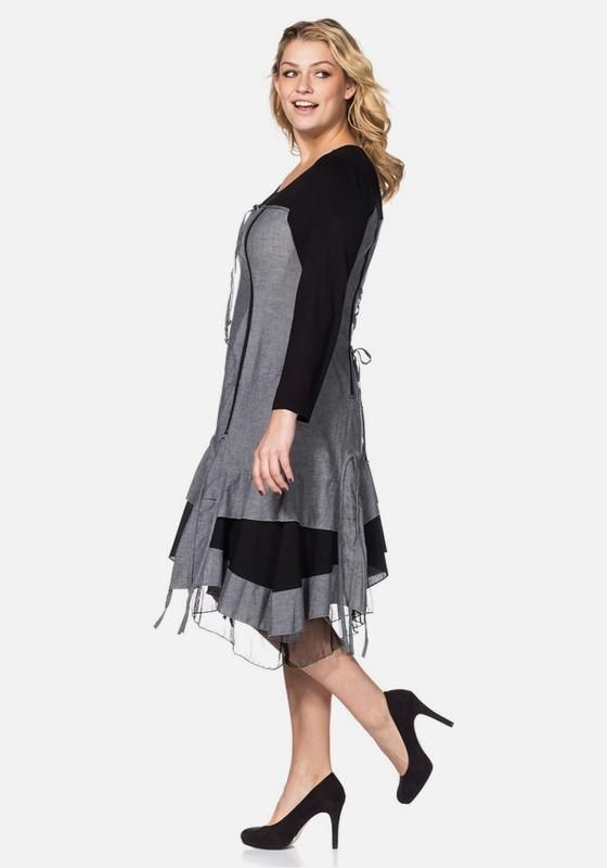 JOE BROWNS Kleid in grau bei ABOUT YOU bestellen ...