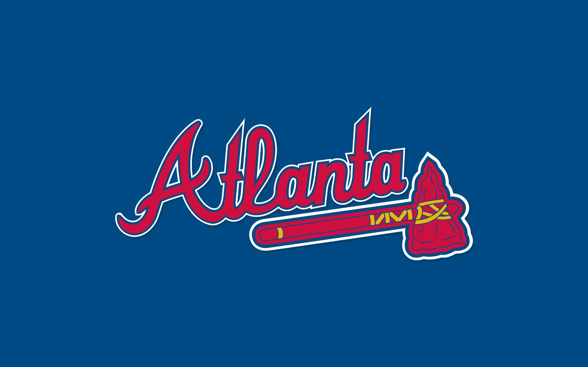 Atlanta Braves Desktop Wallpaper
