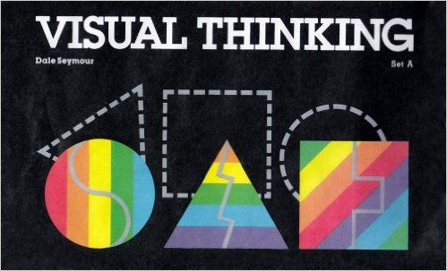 Amazon.com: VISUAL THINKING SET A COPYRIGHT 1983 (100 Cards With Teachers Commentary) (9780866511087): Dale Seymour Publications Secondary: Books