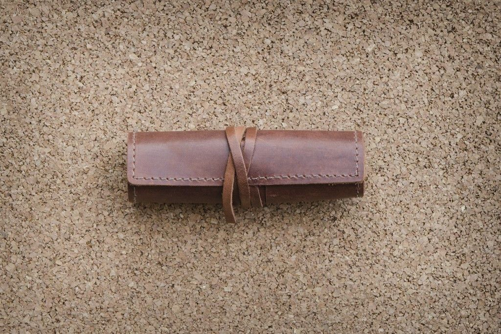 Leather Cord Wrap for RM by Rustico
