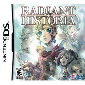 Radiant Historia) Best RPG for the DS! I have played this