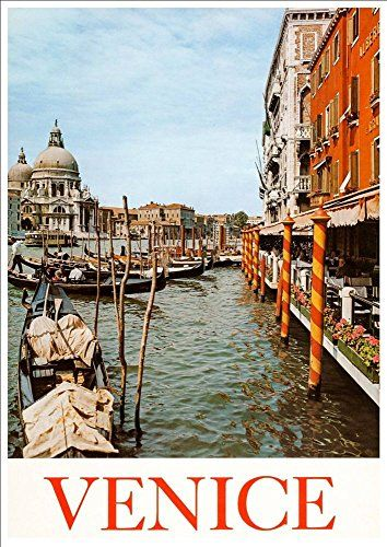 TW90 Vintage 1947 Italy Vicenza Veneto Italian Travel Poster Re-Print A1//A2//A3
