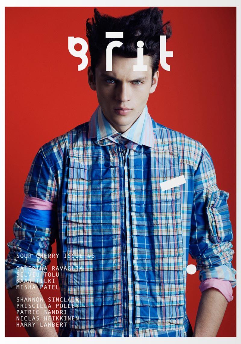 Grit #magazine #cover