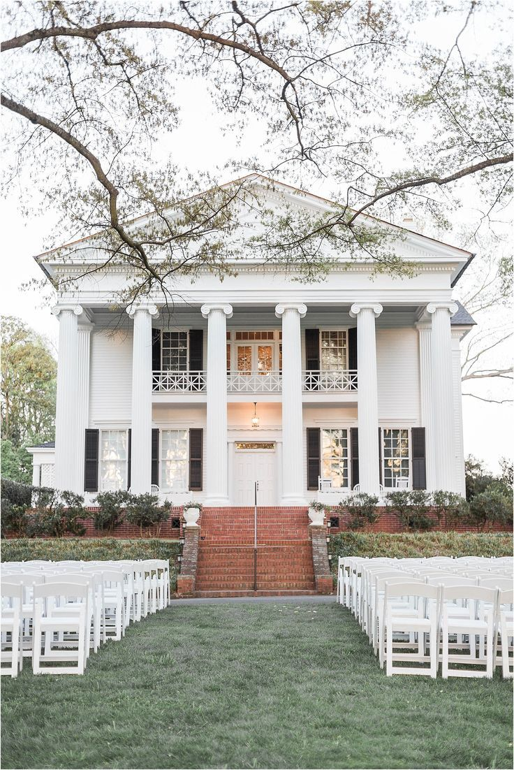 Oak Hill & Martha Berry Museum Wedding Southern charm