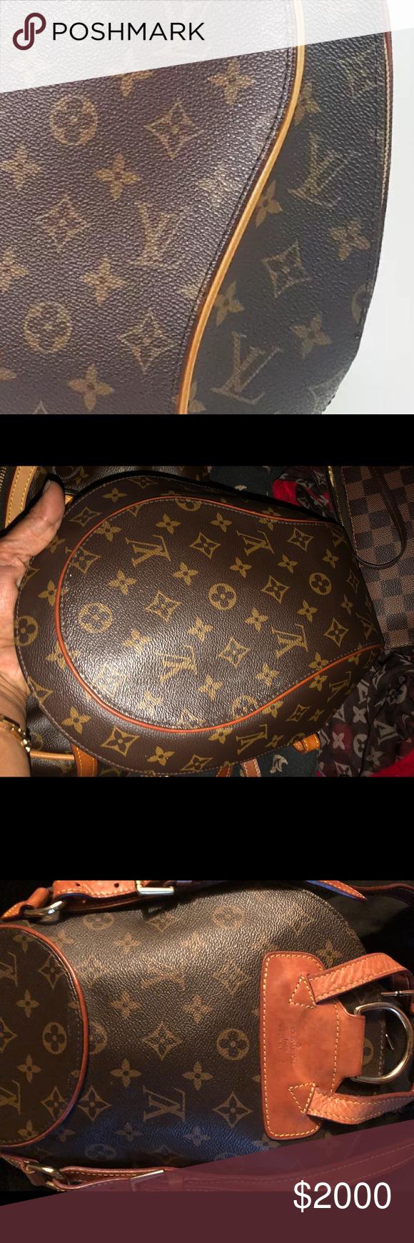 65e8c947f853 Louis Vuitton back pack eclipse bag limited Louis Vuitton back pack was  only owned by me