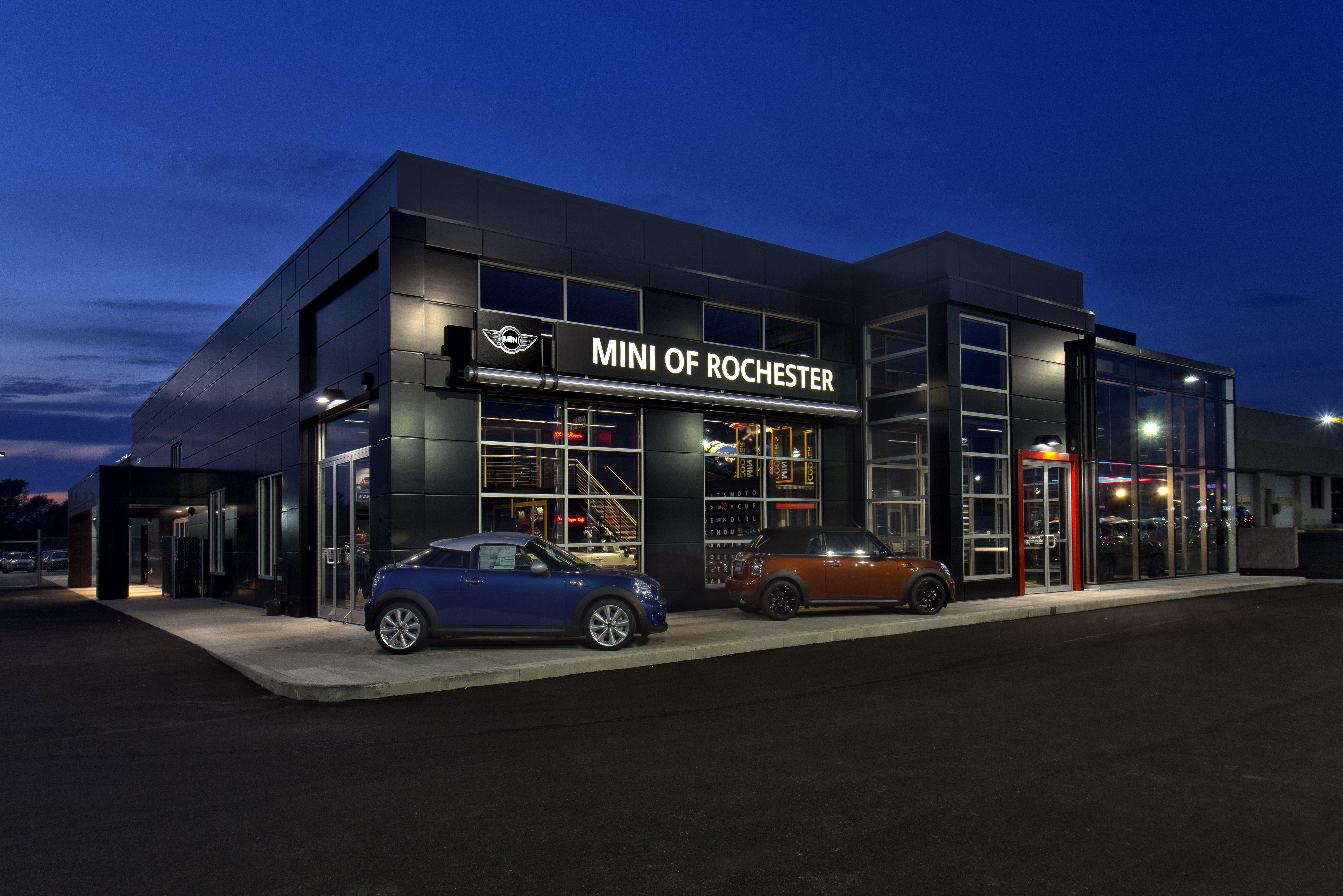 Dorschel mini of rochester mini coupe mini convertible
