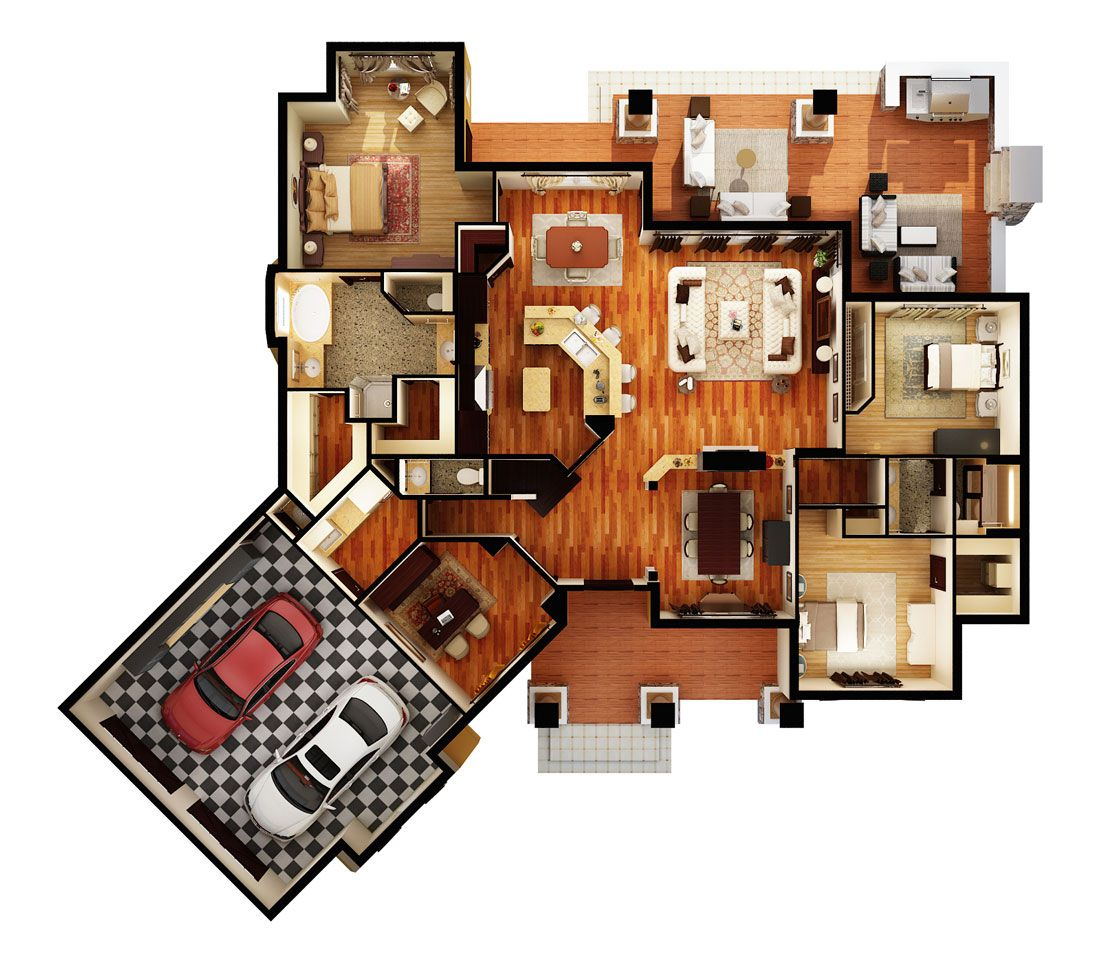 Plan L Attesa Di Vita House Plan Direct From The Designers New House Plans One Level House Plans Small House Floor Plans