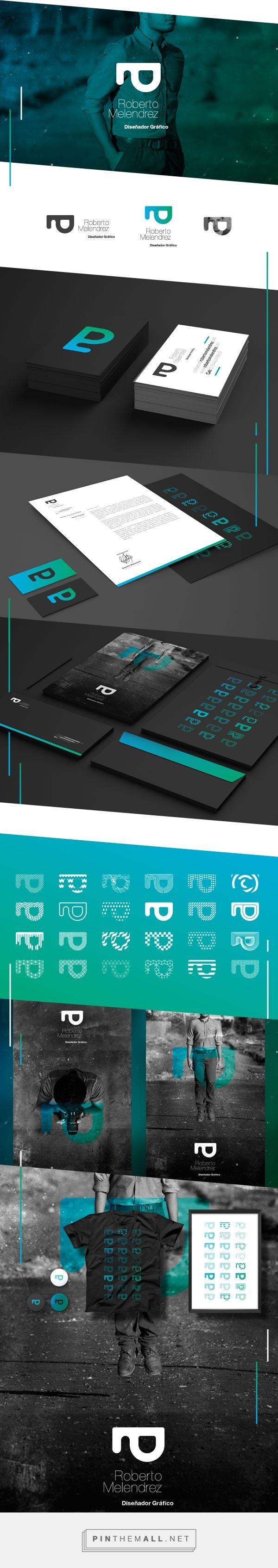 Foretell foretell product ux ui amp strategic branding made for - Personal Identity Roberto Melendrez Dise Ador Gr Fico On Behance Fivestar Branding Design And Branding