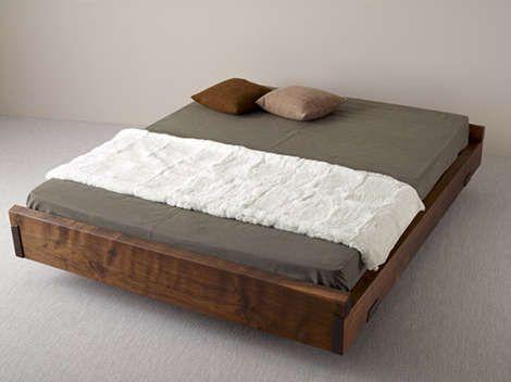 wooden zen beds - Zen Bed Frame
