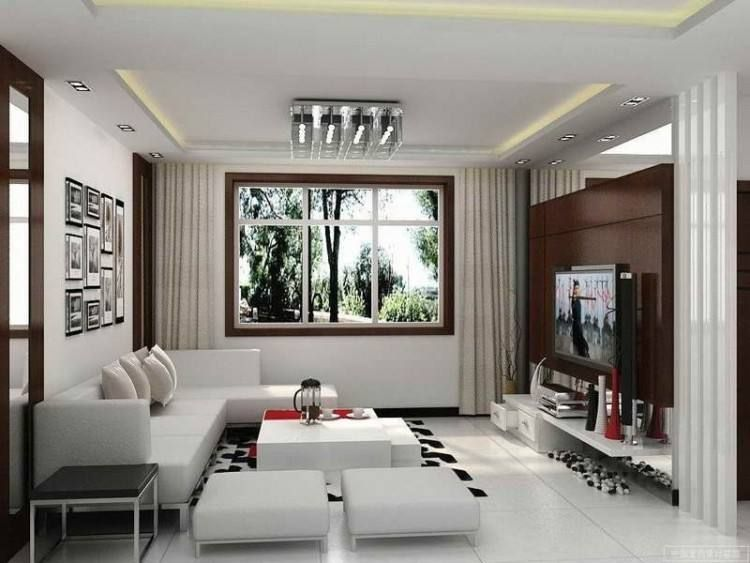 Middle Class House Interior Design With Images Small Living