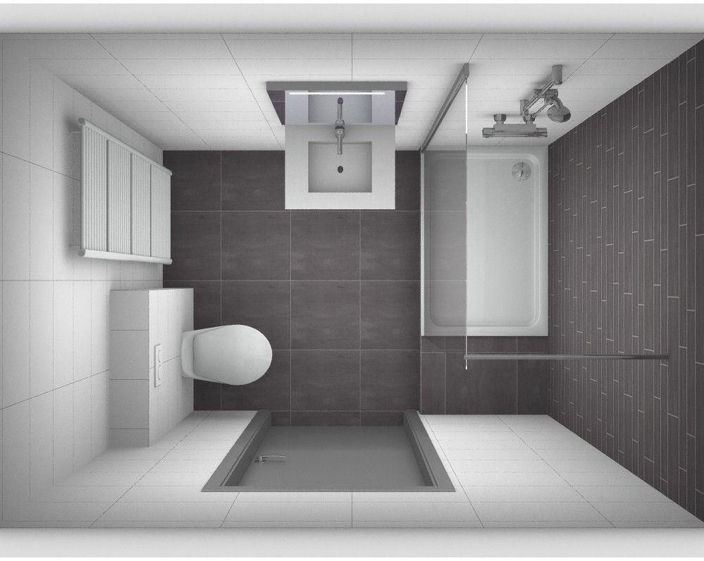 Ontwerp kleine badkamer. Meer ontwerpen en zelf je badkamer ...