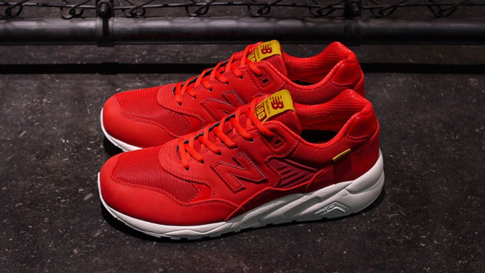 new balance 580 revlite red