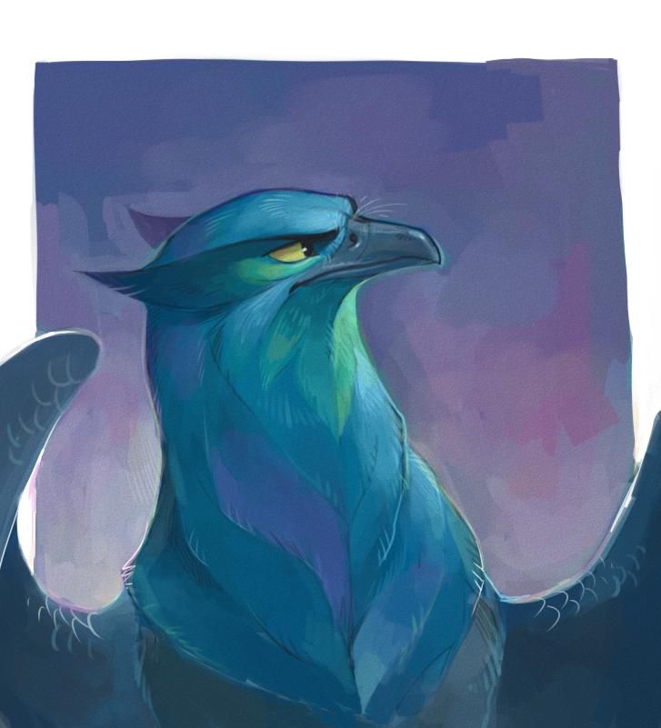 Precious birdy by Drkav.deviantart.com on @deviantART