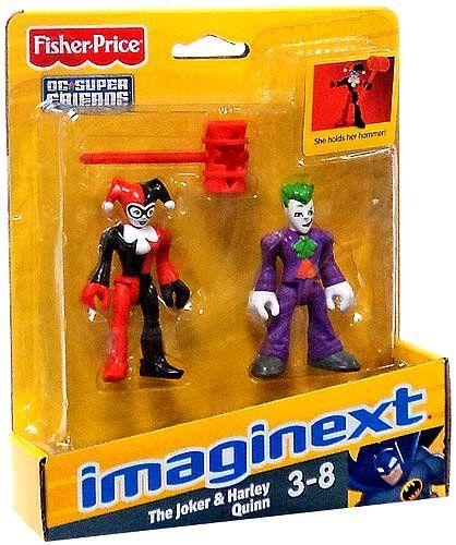 8f7ee4cc0029 Imaginext DC Super Friends The Joker… Joker And Harley Quinn ...