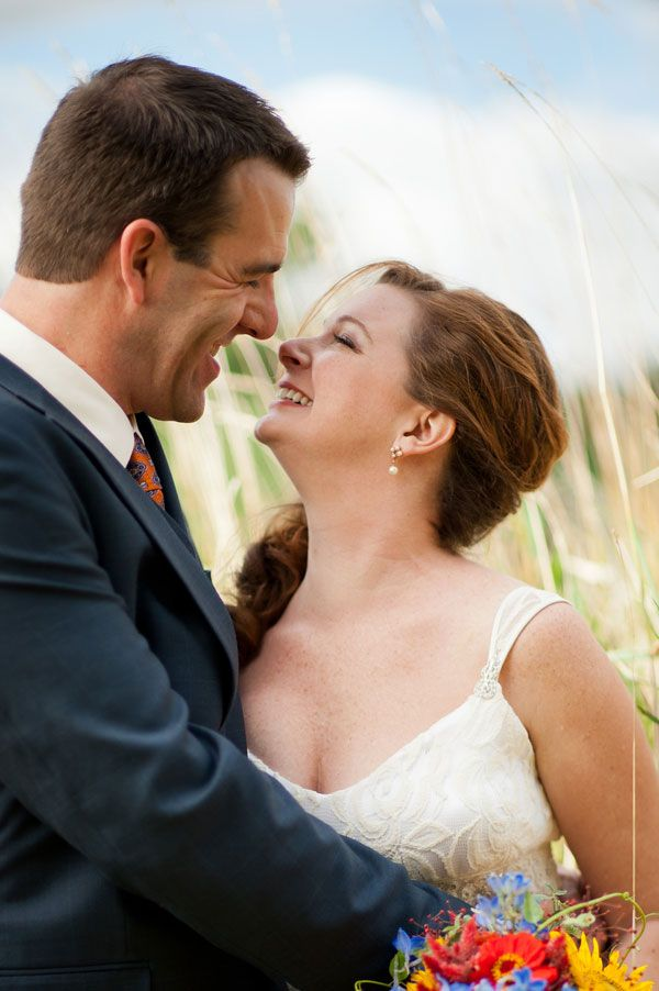 Total sweetness Photograph by Sarah Cocina Photography http://www.storyboardwedding.com/private-lake-champlain-cottage-wedding-with-country-flair-bright-hues/