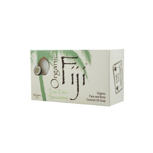 Tea Tree Spearmint Soap - 7 oz Bar - http://ana-gails-mercantile.hostedbywebstore.com/