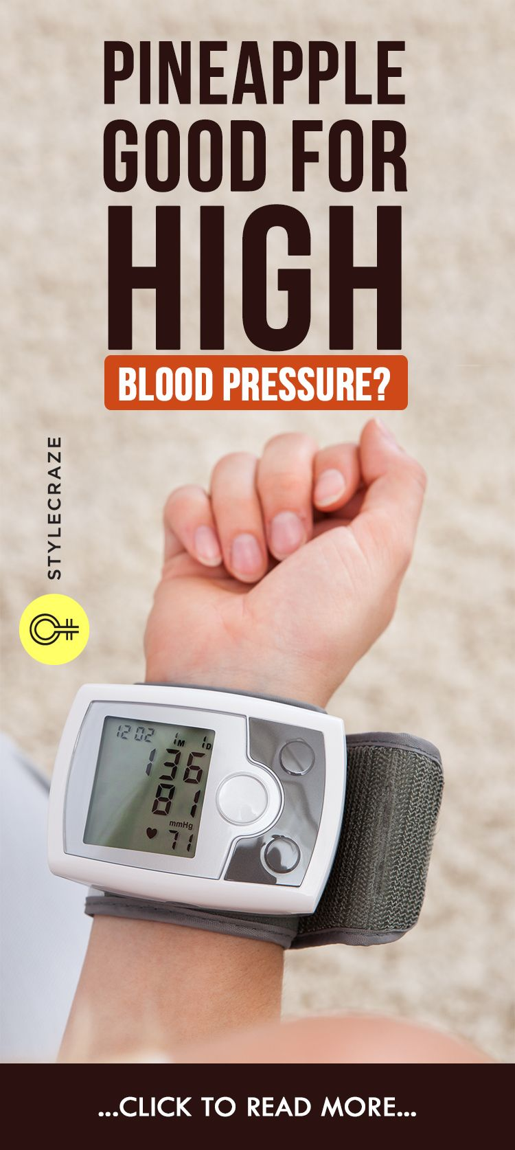 Top 10 Effective Home Remedies for High Blood Pressue