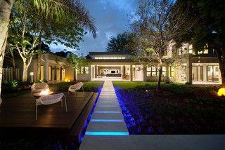 9 Outdoor Lighting Schemes That Get Universal Design Right