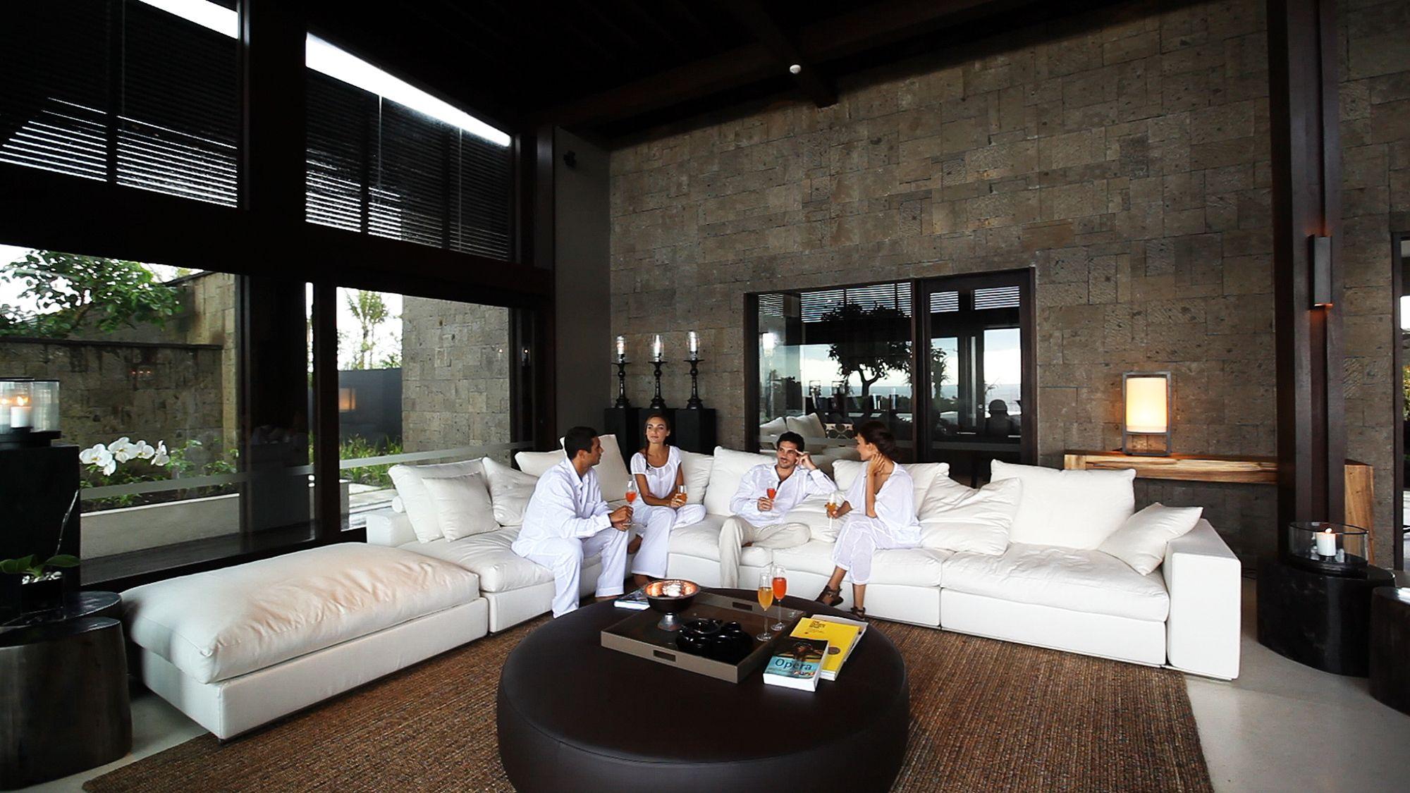 The Soori Estate - living room at Alila Villas Soori - Bali https ...