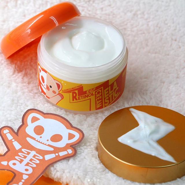 ELIZAVECCA EGF Elastic Retinol Cream REVIEW⎜ AMAZING Anti