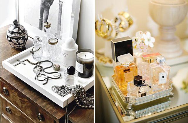 Interieur Kaptafel Styling : Vanity vignettes beauty vanities tafels interieur