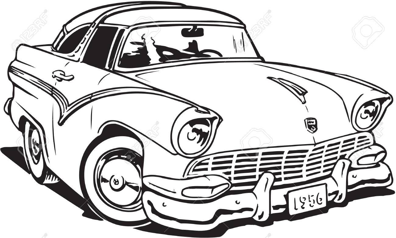 Car Illustration , AFFILIATE, Car, Illustration