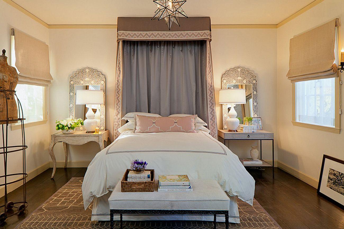 bedroom : small mediterranean bedroom style white bedding