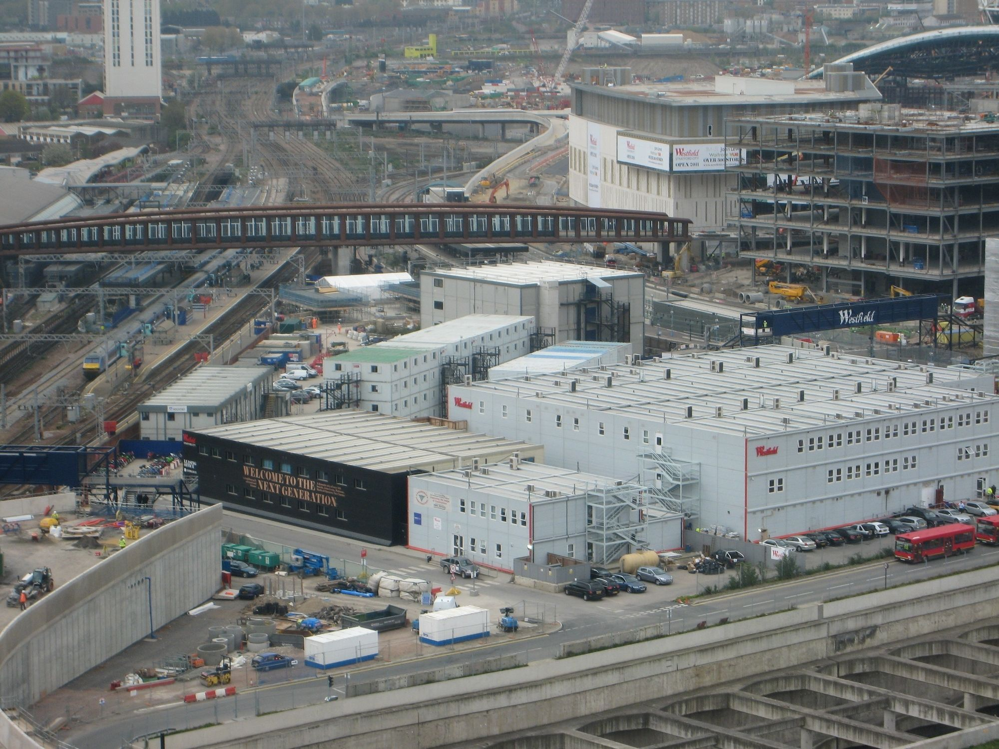 The Olympics have kick-started the regeneration of Stratford