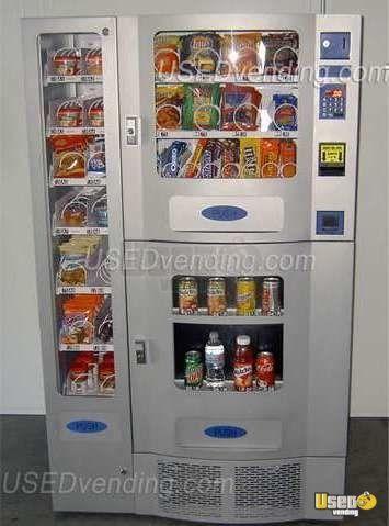 Antares Office Deli Snack Soda Entree Vending Machine For Sale