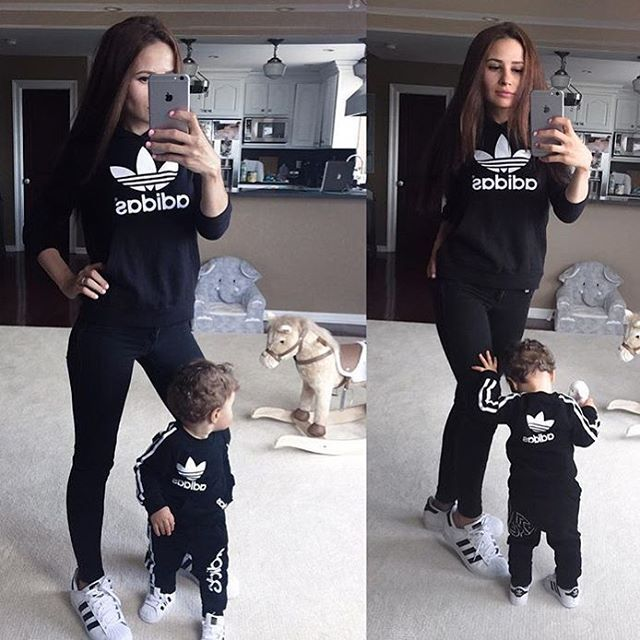 pinterest amacias3875 ️  mom and son outfits baby boy