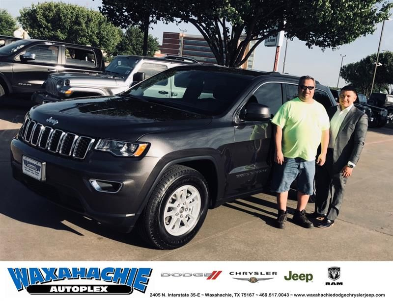 Happy Anniversary To Arthur On Your Jeep Grand Cherokee From