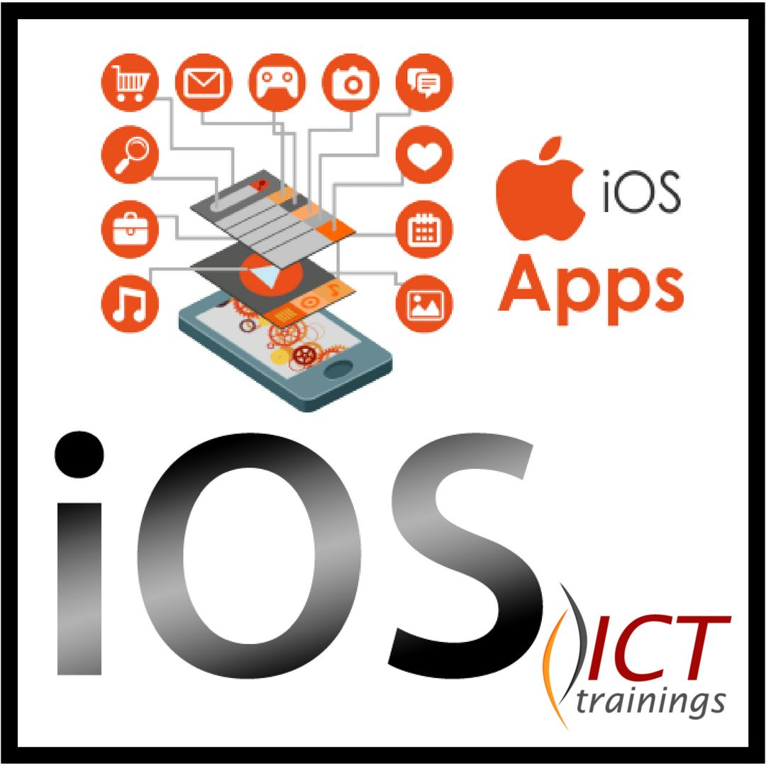 Pin by ICT Trainings on ICT Offering | App development, iOS