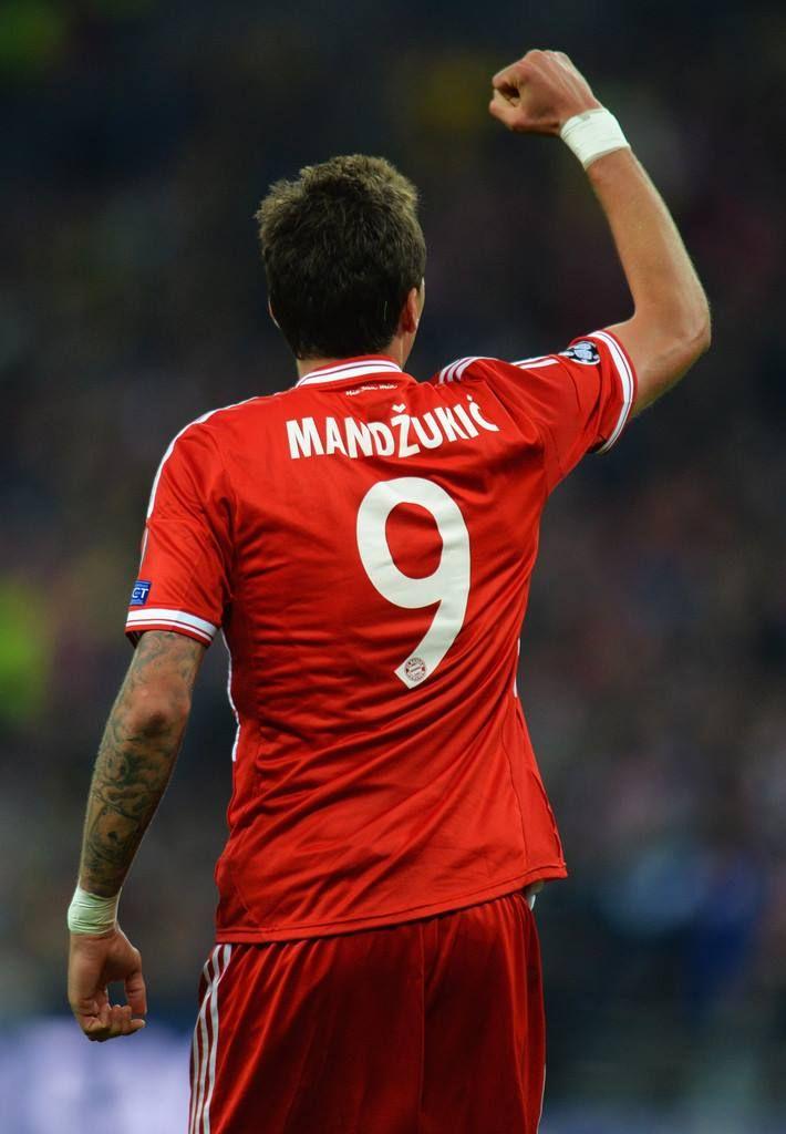 Mandzukic Bayern