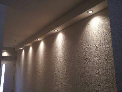 Wij Willen Graag Aan 2 Wanden Plafond In De Woonkamer Een Lichtkoof