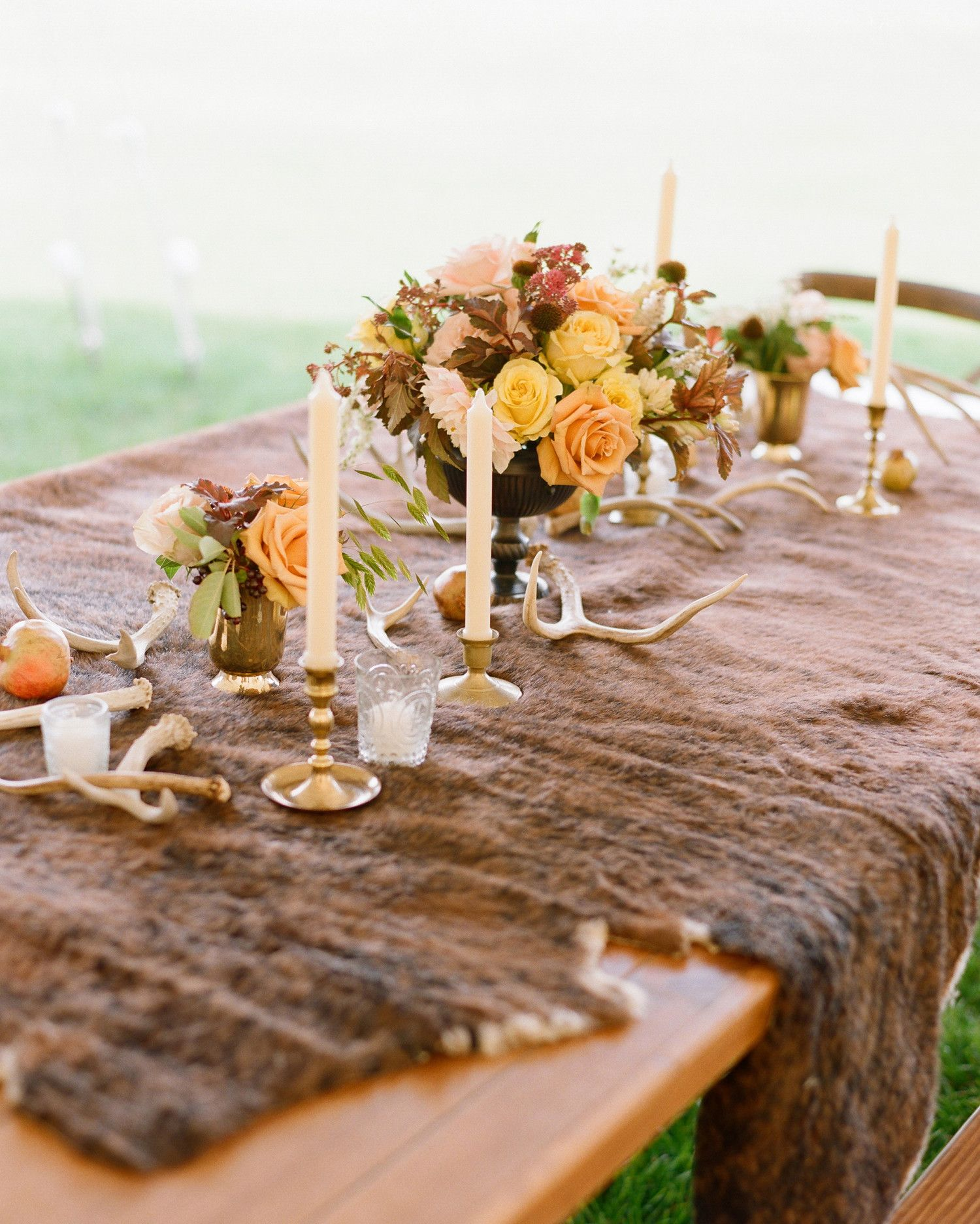 Callie and Eric's Rustic Ranch Wedding Rustic ranch