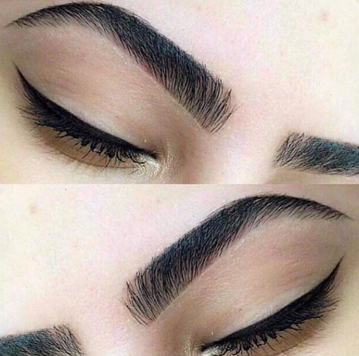 Black Natural Perfect Brows Pin: @amerishabeauty | Perfect eyebrows, Perfect  brows, Eyebrow shaping