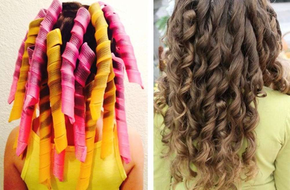 Image result for No Heat Magic Hair Curler
