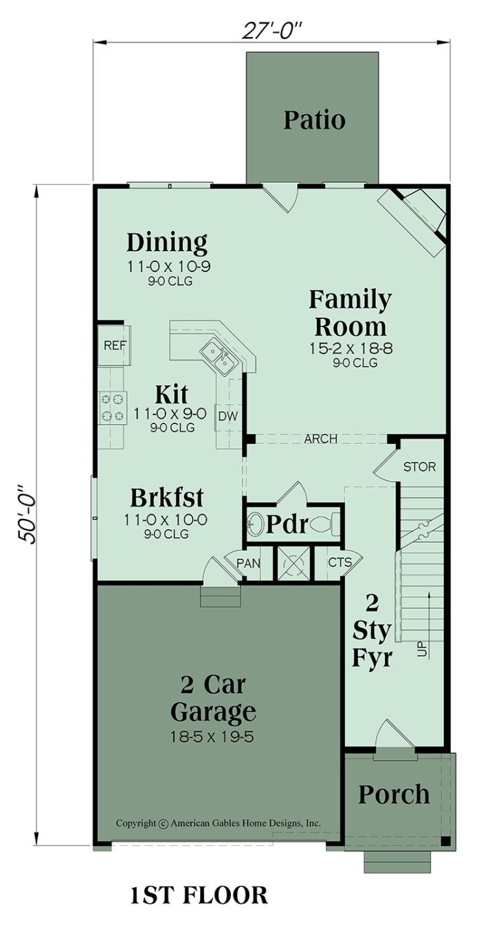 315 Best House plans images in 2020 | House plans, House, Small house plans