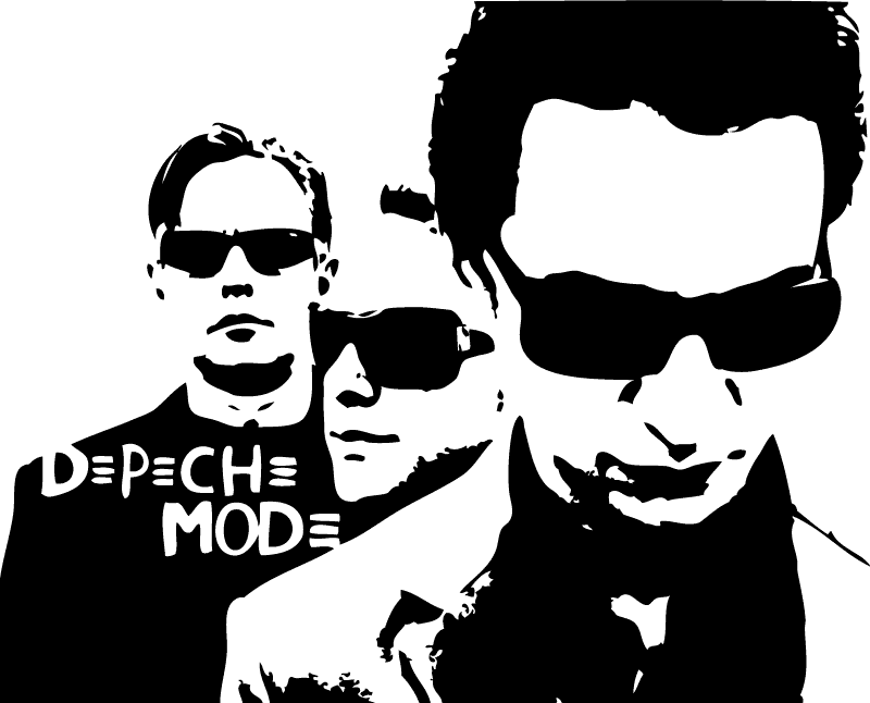 Depeche Mode Logo Png