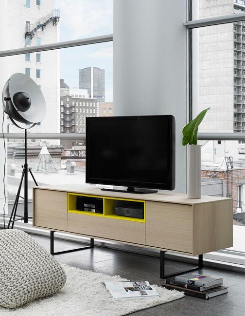 Meuble #télé Credencia  Choix d\u0027essences de bois, de dimensions, de