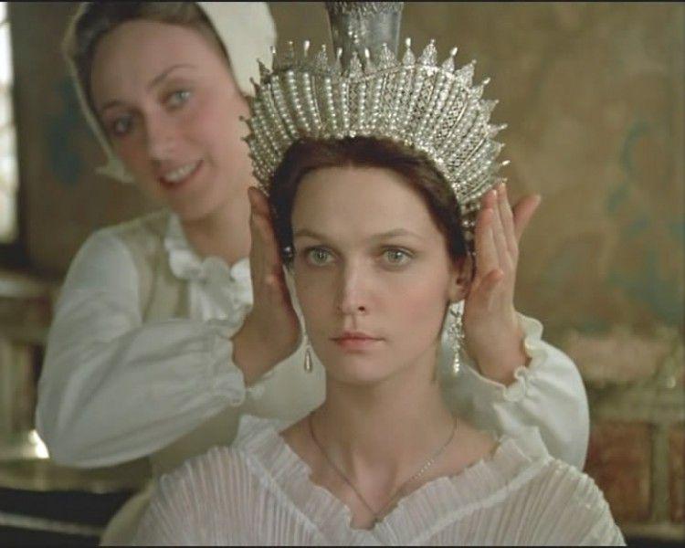 Adriana Bedzhinska V Filme Boris Godunov 1986 Znamenitosti Akter Filmy