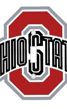 Ohio State Light Switch Cover Plate By Designs For Less Http Www Amazon Com Dp B007gpexku R Ohio State Logo Ohio State Buckeyes Ohio State Buckeyes Football